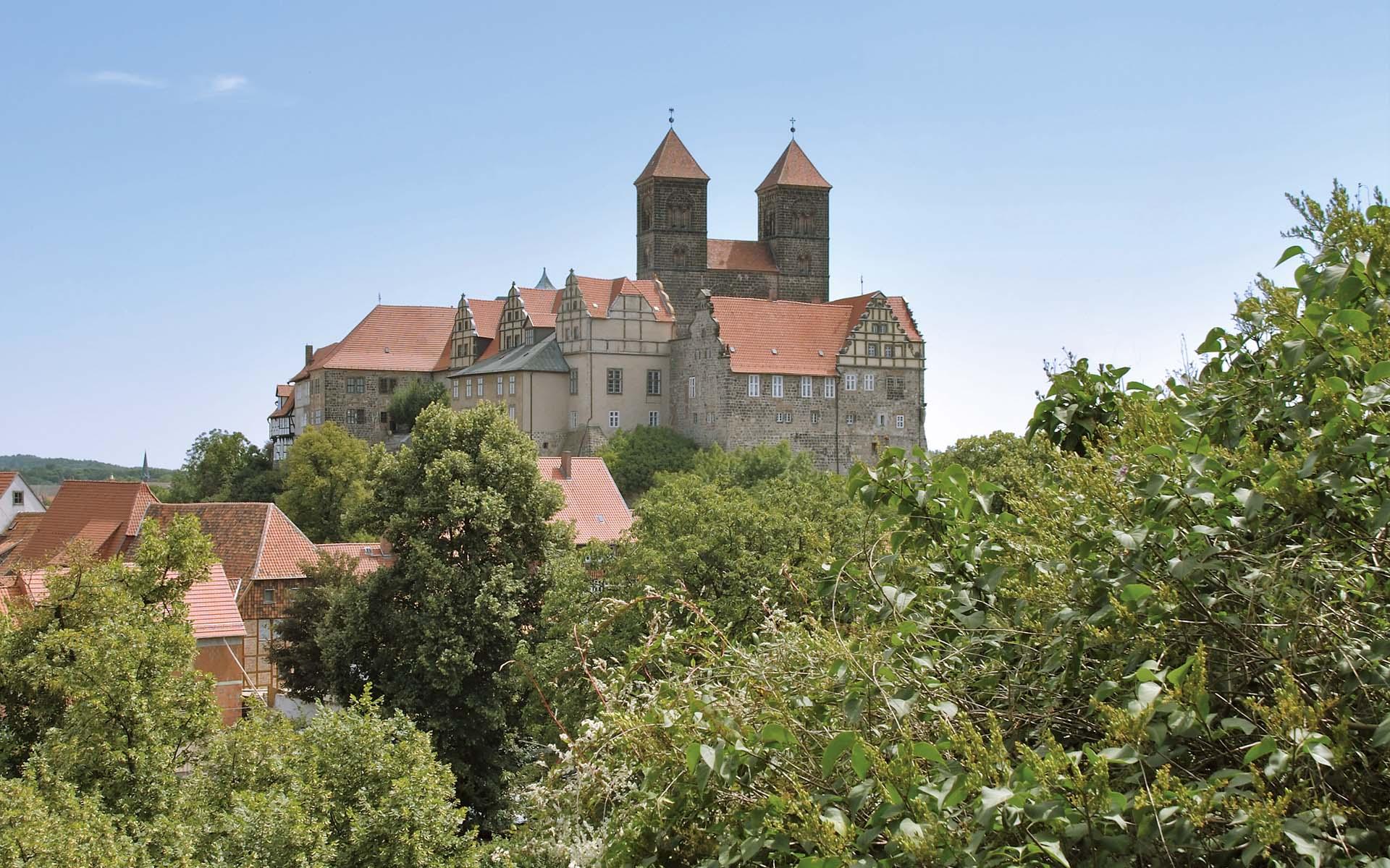 Harz – Willkommen in  Quedlinburg und Wernigerode