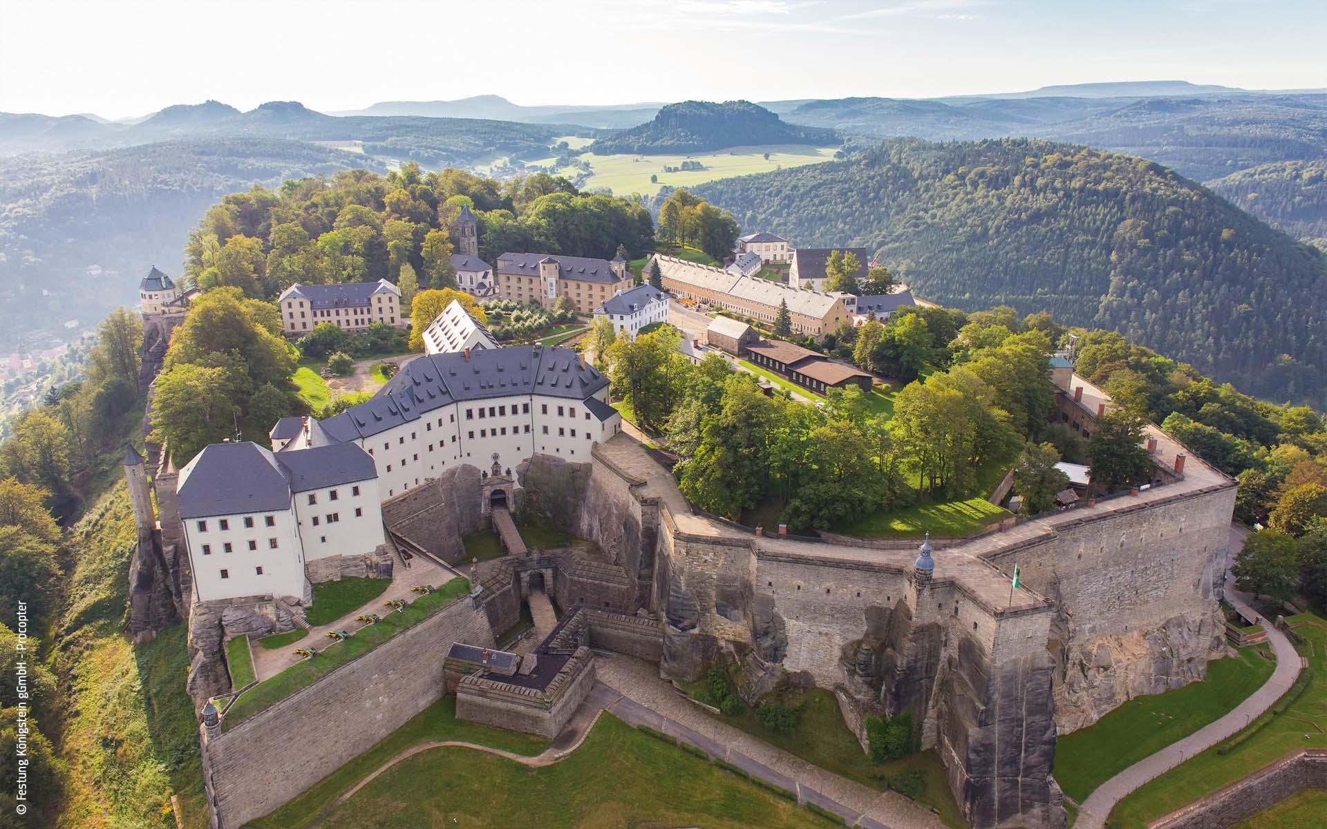 Faszinierendes Elbsandsteingebirge – Sächsische Schweiz