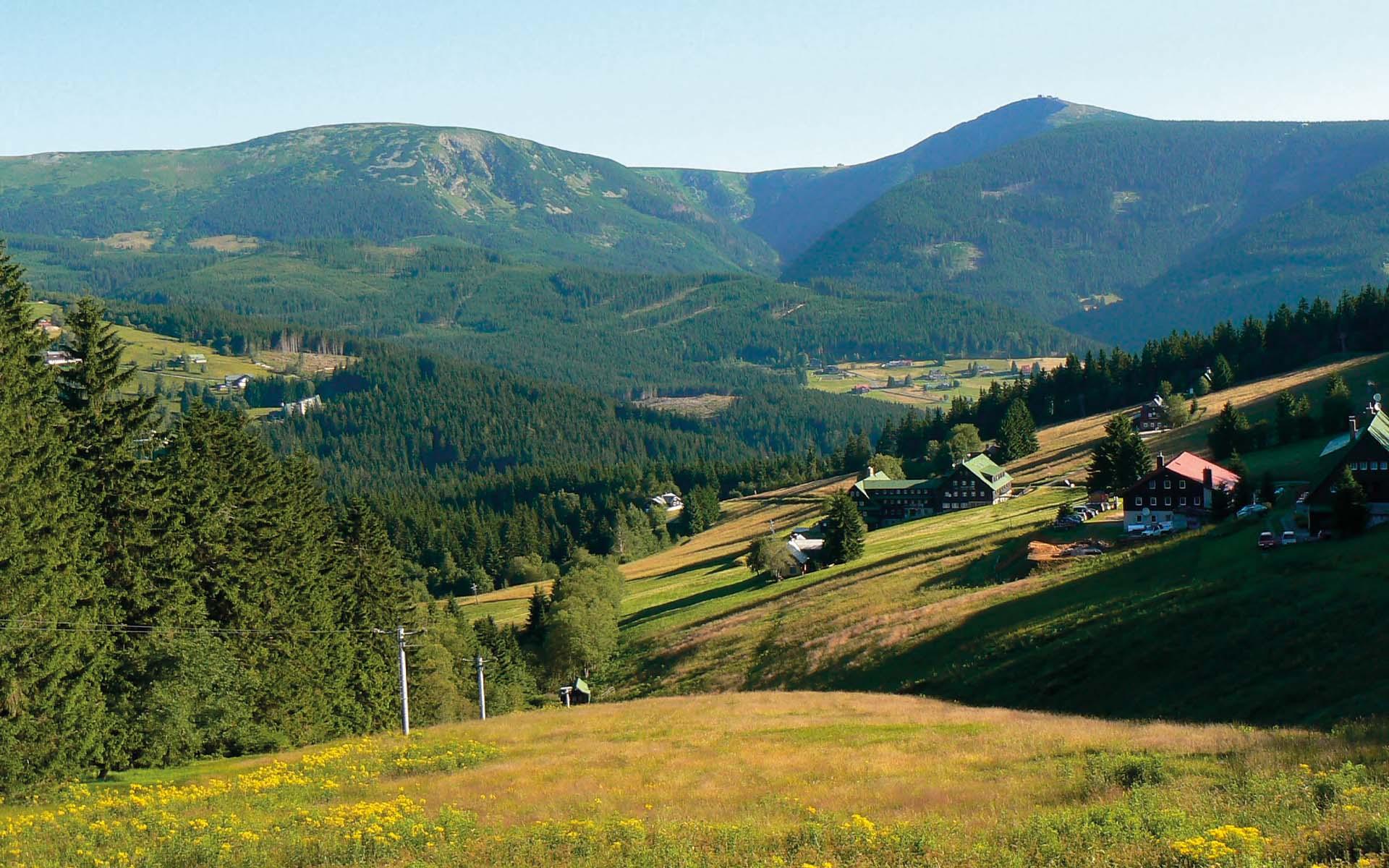 Zu Gast bei Rübezahl im Riesengebirge
