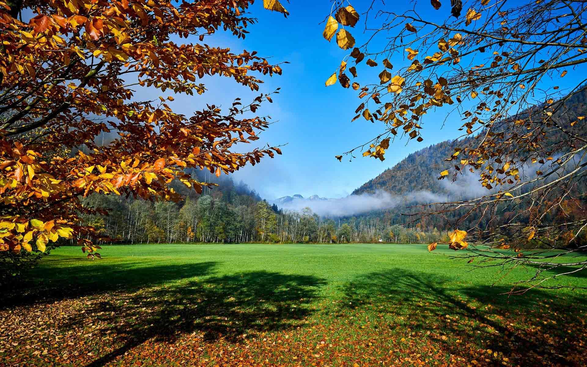 Tiroler Alpenherbst
