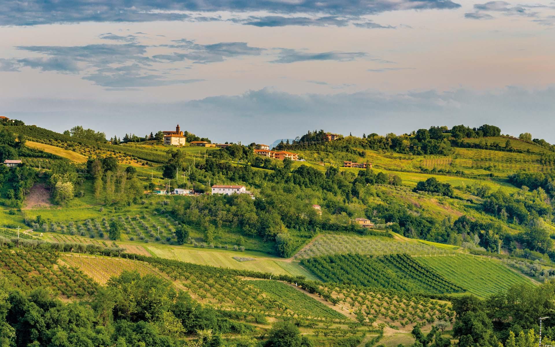 Emilia Romagna – Kultur & Baden