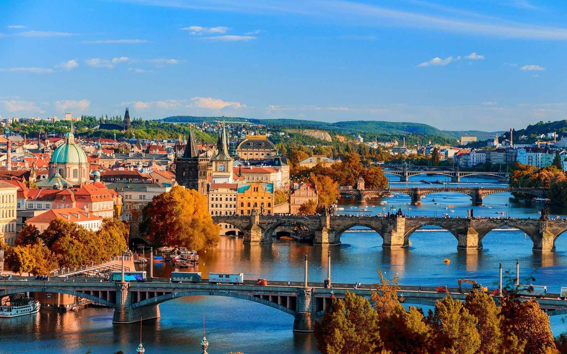 Prag – Goldene Stadt an der Moldau