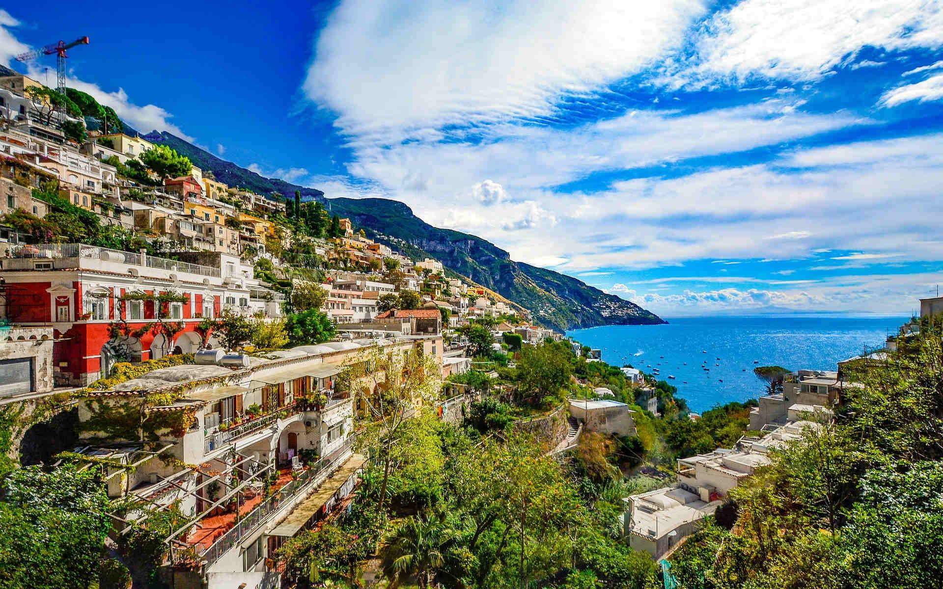 Rom & Golf von Neapel