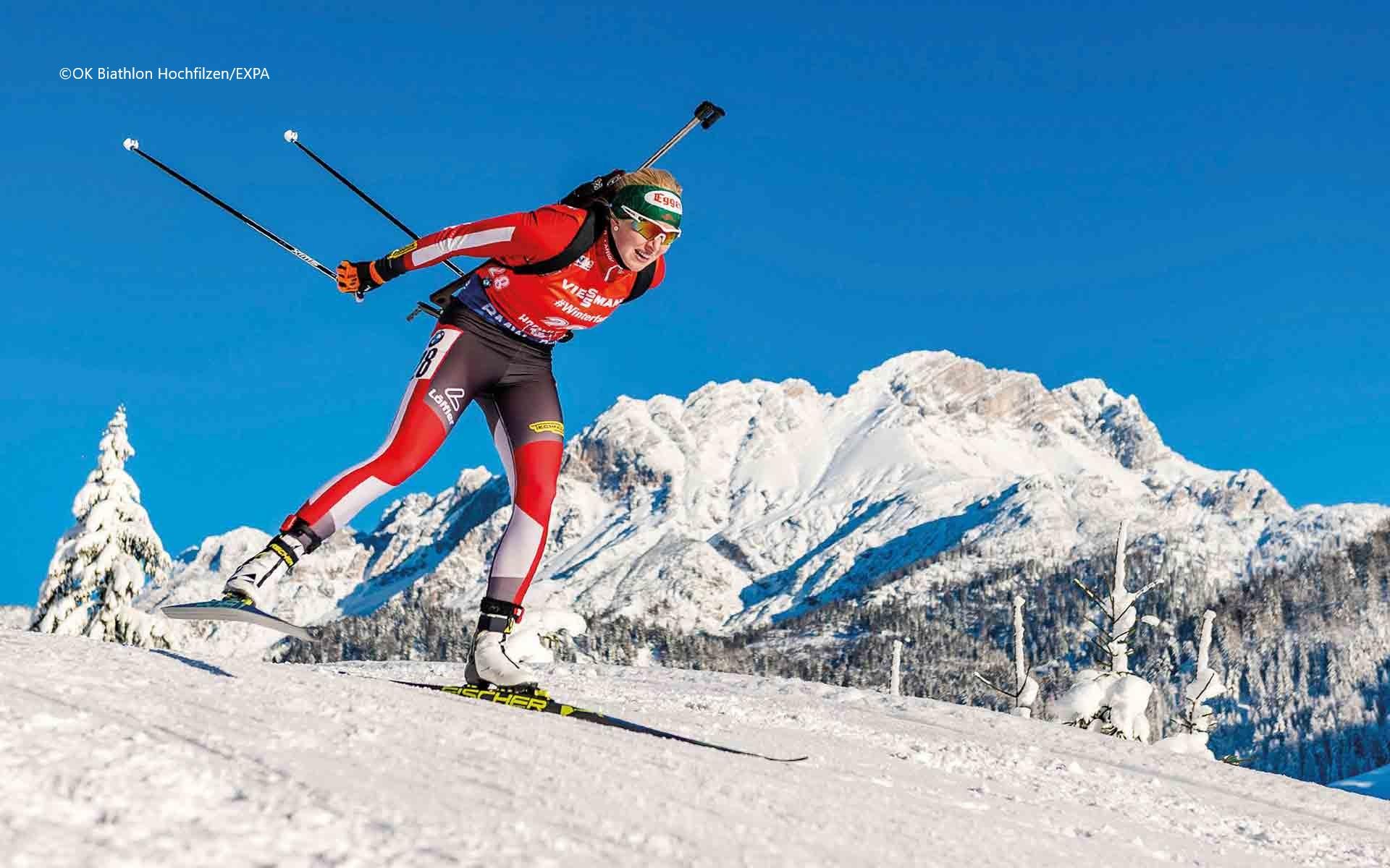 BMW IBU Biathlon Weltcup in Hochfilzen