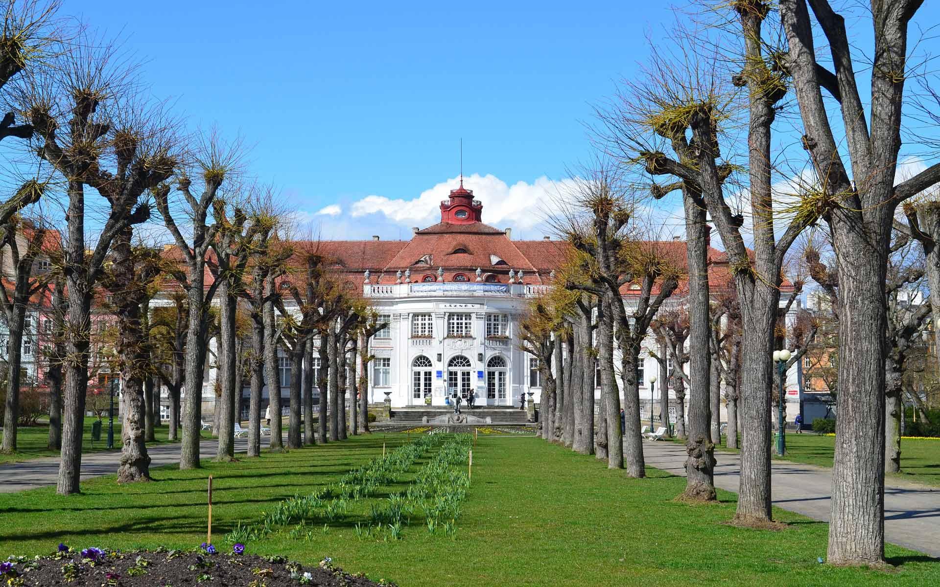 Bäderstadt Karlsbad