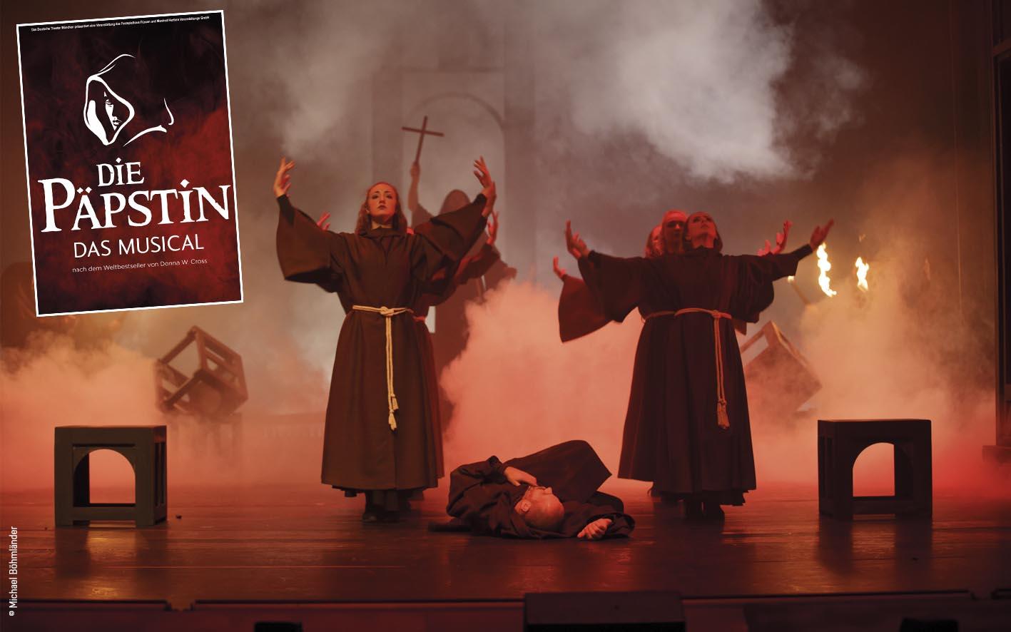 Sieghart Reisen Ferienstar Die Papstin Das Musical