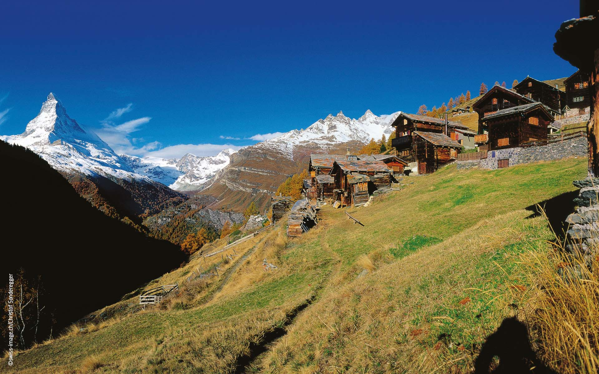 Saas-Almagell – Deluxe-Reise in die Schweizer Alpen