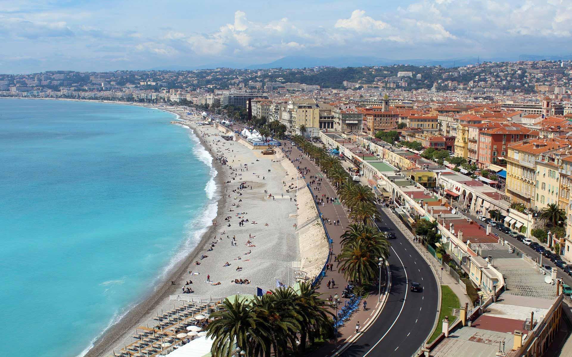 Nizza – Glanzvolle Côte d'Azur